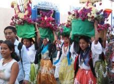 Volunteer in Oaxaca